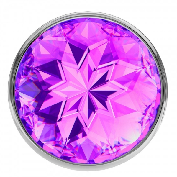 АНАЛЬНАЯ ПРОБКА DIAMOND PURPLE SPARKLE SMALL 4009-05LOLA