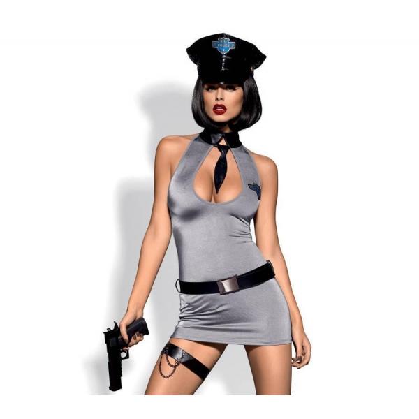 "Obsessive Костюм ""Police dress"" xxl"