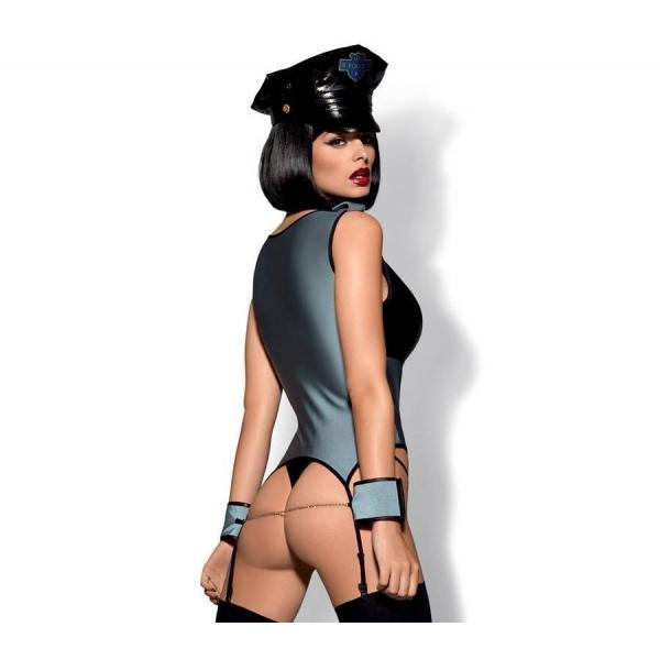 "Obsessive Костюм ""Police corset"" sm"